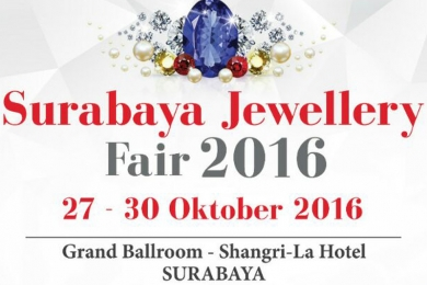 Surabaya International Jewellery Fair 2016