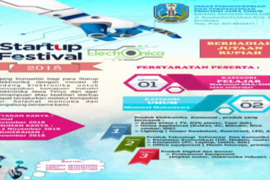 FESTIVAL START UP ELECTRONICA