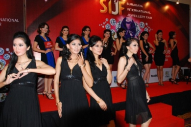 Surabaya International Jewellery Fair (SIJF) XVII